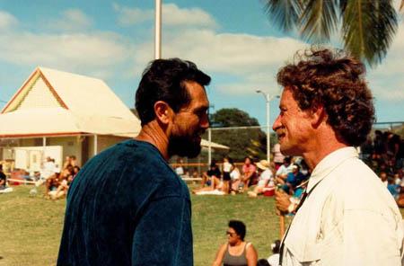 Walter Ritte and John Stokes, Molokai Makahiki,1992.