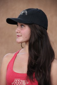 Baseball Hat, Black — $18.00
